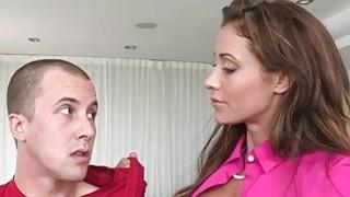 Eva Notty and Kacy Lynn threesome action