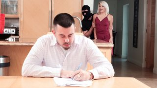 Rharri Rhound & Chad White in Robber Banged My Girlfriend - RKPrime