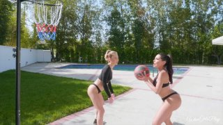 When Girls Play Ball