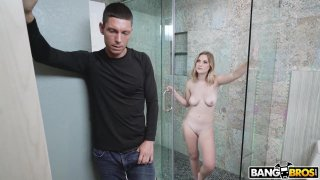 Kara Lee Gets a Creampie from Step Brother