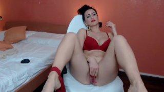 Astonishing adult clip Webcam newest uncut