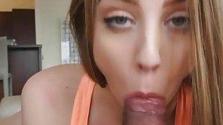 Babe stepsis Chloe Scott fucked by stepbro penis