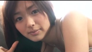 Fresh blossom Hitomi no Nakani in candid erotic video